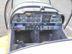 aviation de montagne - Robin DR 400