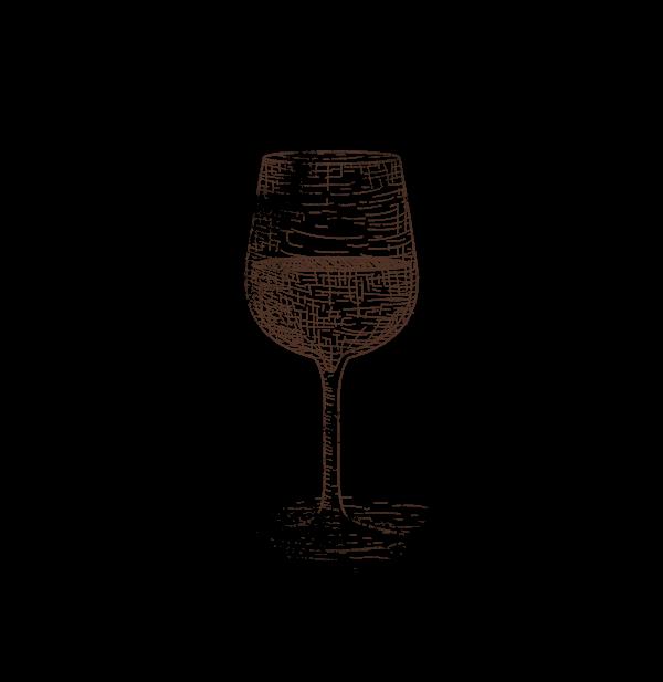 les coupes à vin
